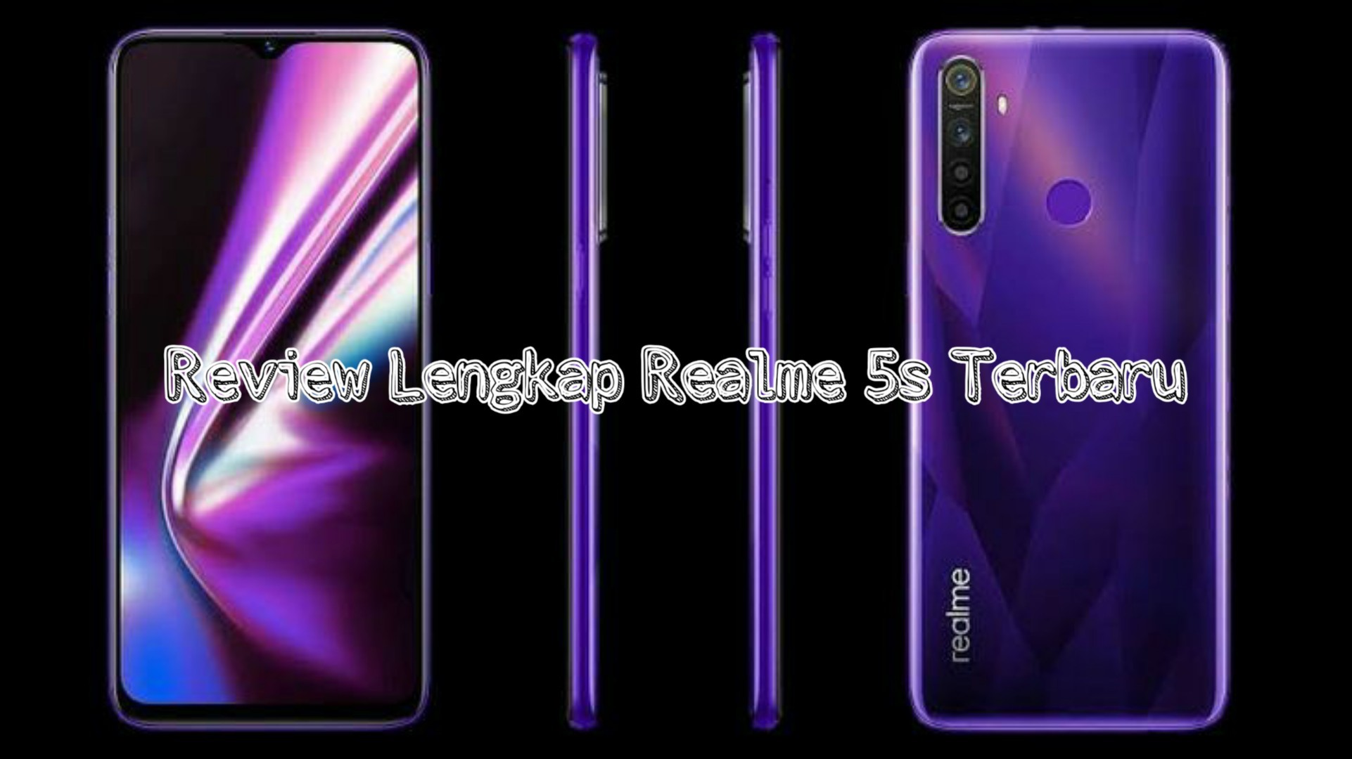 Review Lengkap Realme 5S Terbaru