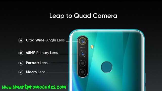 kamera Realme 5S Terbaru