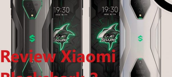 Review Xiaomi Blackshark 3